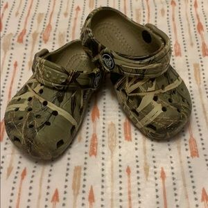 Toddler Crocs